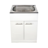 45LT TIMBER LAUNDRY CABINET