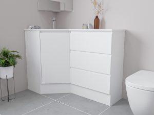 Corner Solution 900x1200L/R (cabinet only)