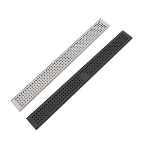 SQUARE Pattern Shower Grate 600mm-1500mm